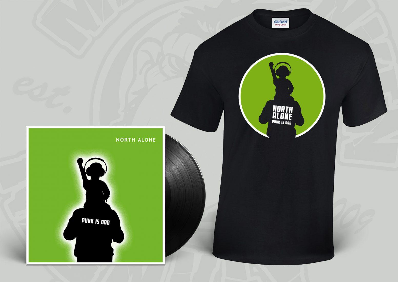Black Vinyl + Shirt